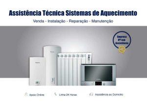 Assistência Reparação e Manutenção de Caldeiras e sistemas de aquecimento central
